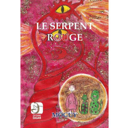 Le serpent rouge - MOGUY