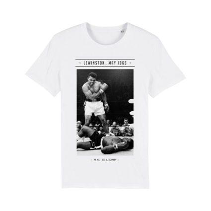 "My T-Shirt - ""Muhammad Ali vs Sonny Liston"""
