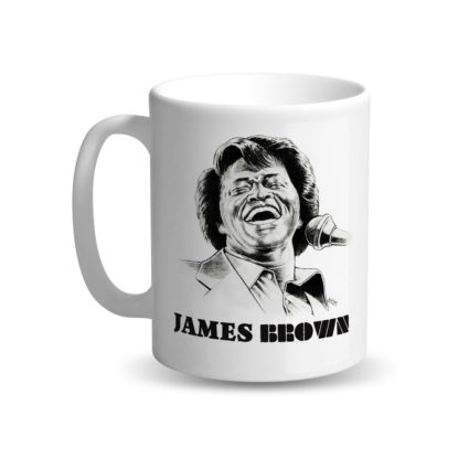 "Mug ""James Brown"" - NOIR & FIER"