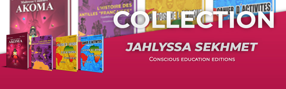 Conscious Education Editions - Jahlyssa Sekhmet