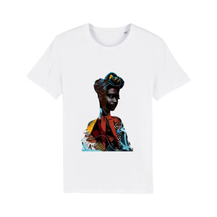 """T-shirt - """"Lady Africa"""""""