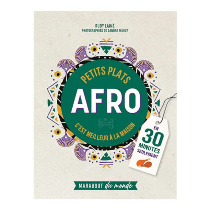 Petits Plats Afro - Rudy LAINE